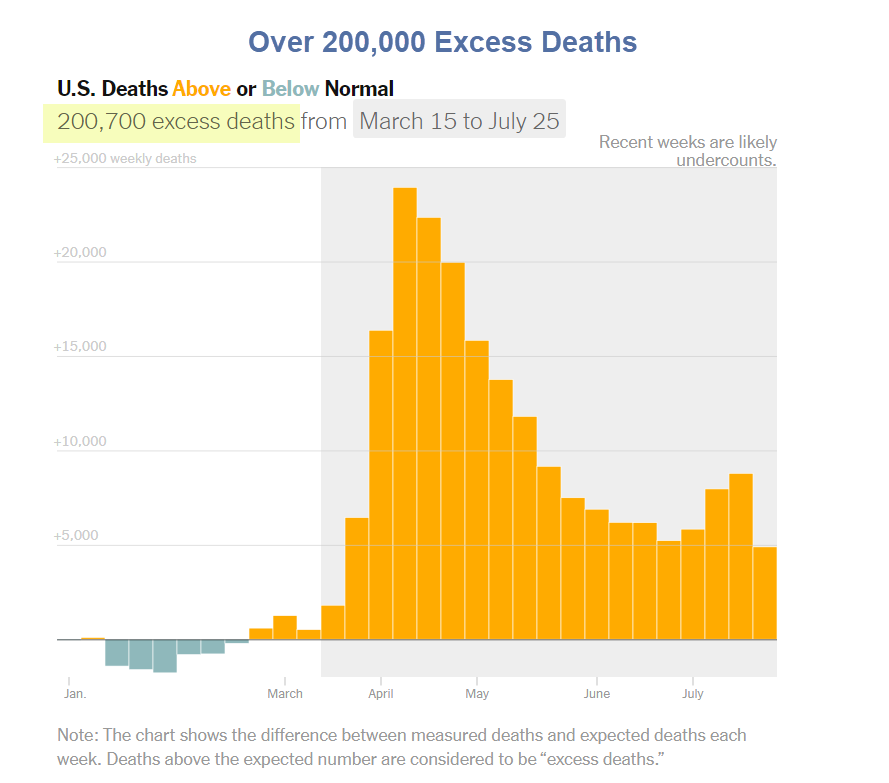 What is the Real Coronavirus Death Toll in the US?