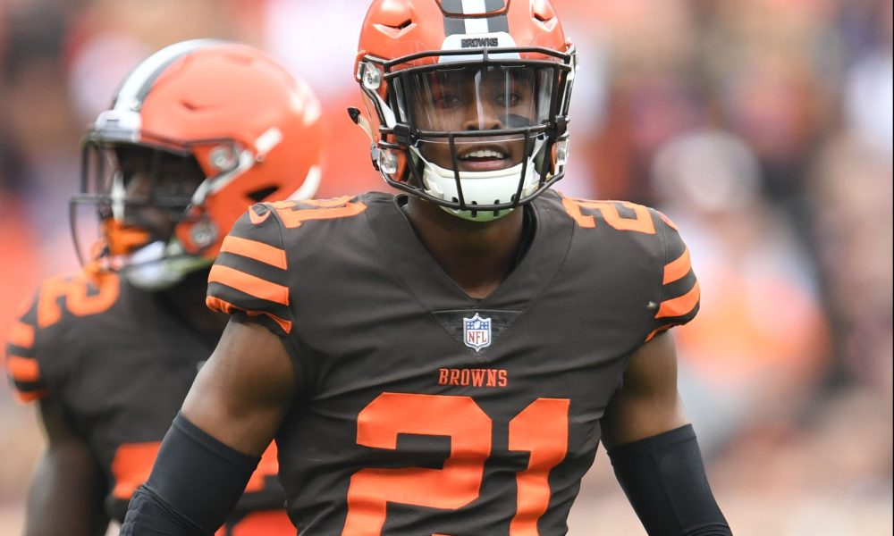Denzel Ward Has High Hopes For Greedy Williams and Himself, Working On New Technique With Joe Woods