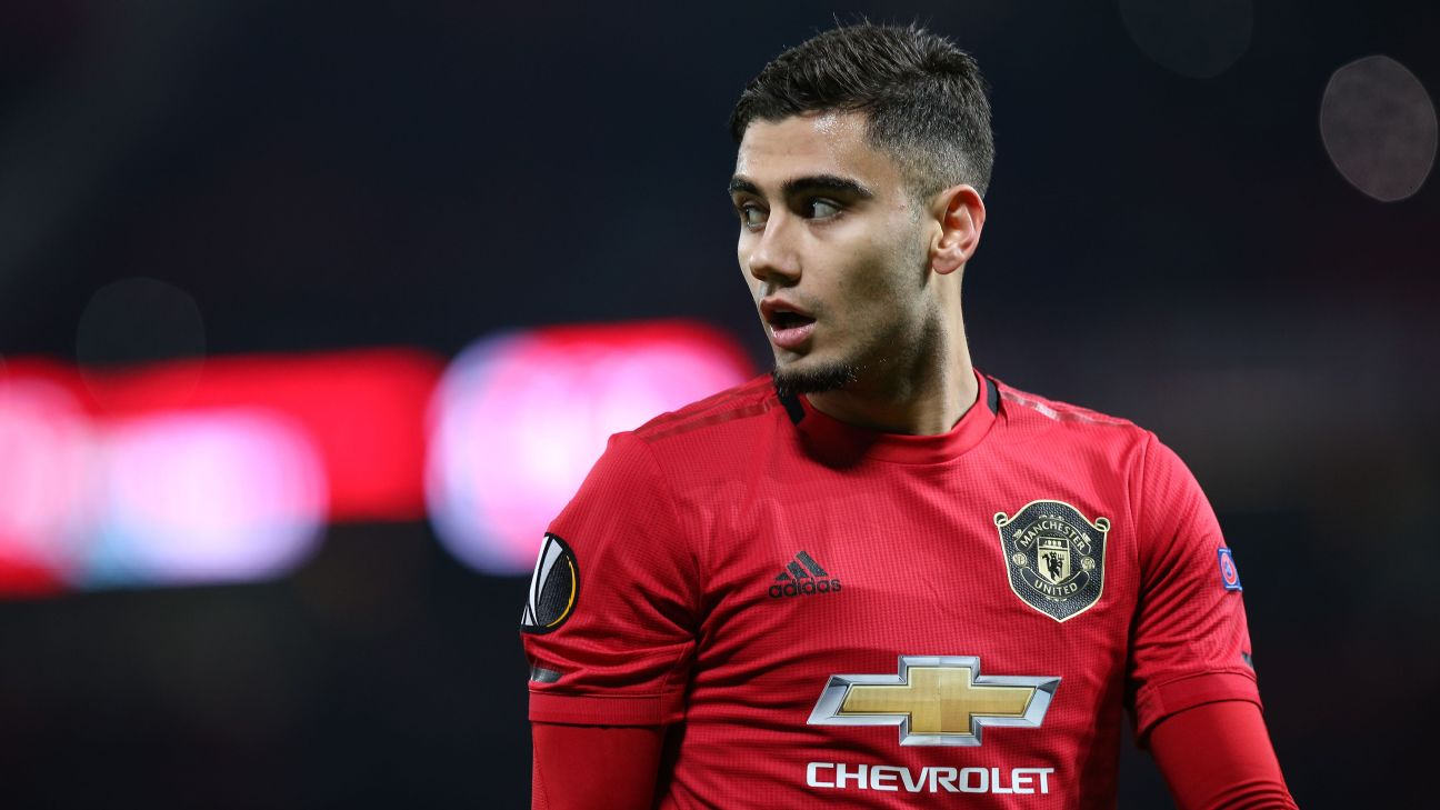 Andreas Pereira in talks to secure move away from United