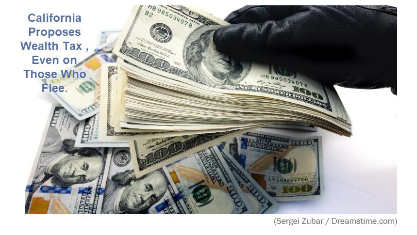 Califórnia busca imposto sobre a riqueza para absorver os ricos, mesmo os que estão saindo 2