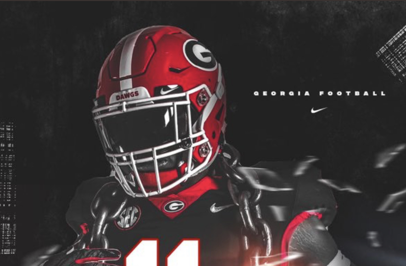 MJ Daniels Announces Top Includes Georgia Football