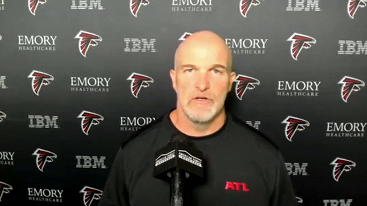 Are Atlanta Falcons Dan Quinn Set For Make Or Break Season In 2020