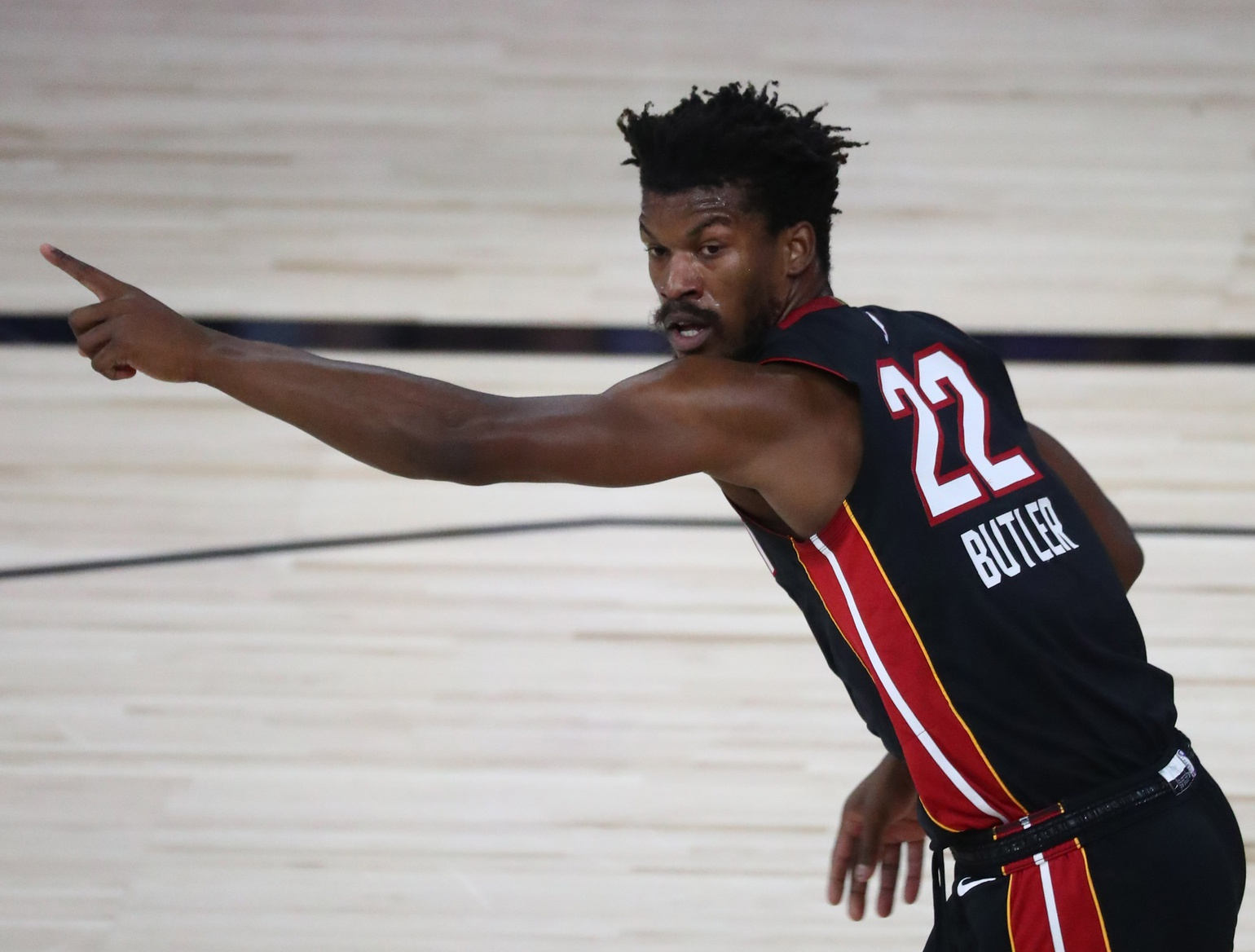Jimmy Butler S Traits Have Caught On In Entire Miami Heat Locker Room