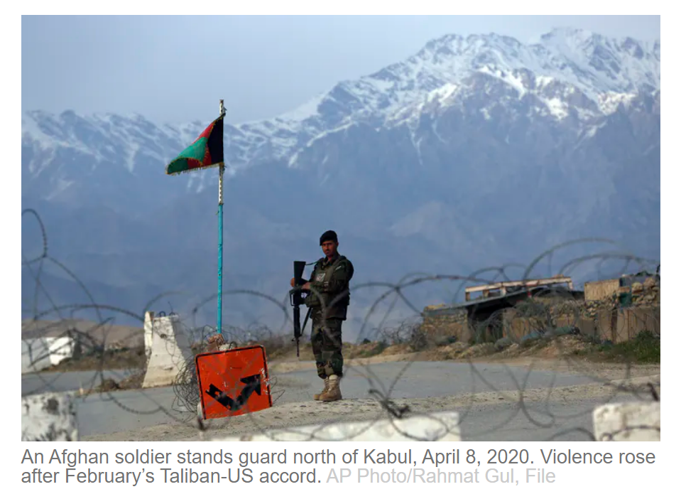 Afghanistan Peace Talks Begin, Why Bother? Just Leave!
