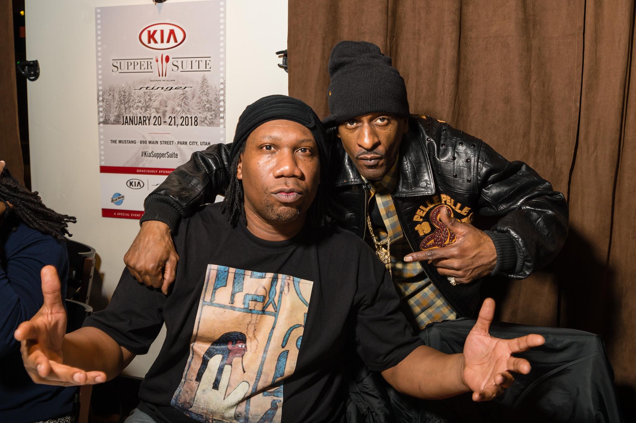 """Rap Gods KRS-One, Kurtis Blow, Chuck D, And Rakim Link Up For """"Hip Hop 4 Peace"""""""