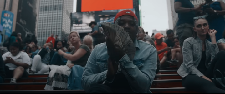 "NWF K Money - ""Blow Up"" Video"