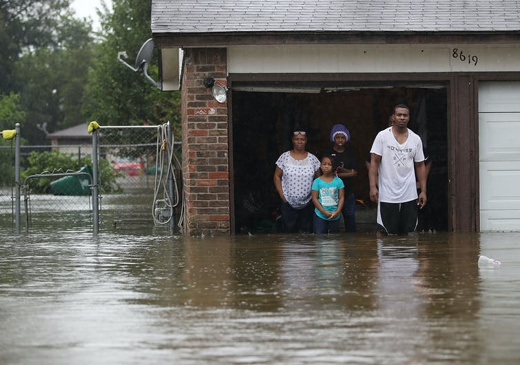 Homes are flooding outside FEMA's 100-year flood zones, and racial inequality is showing throughSearch