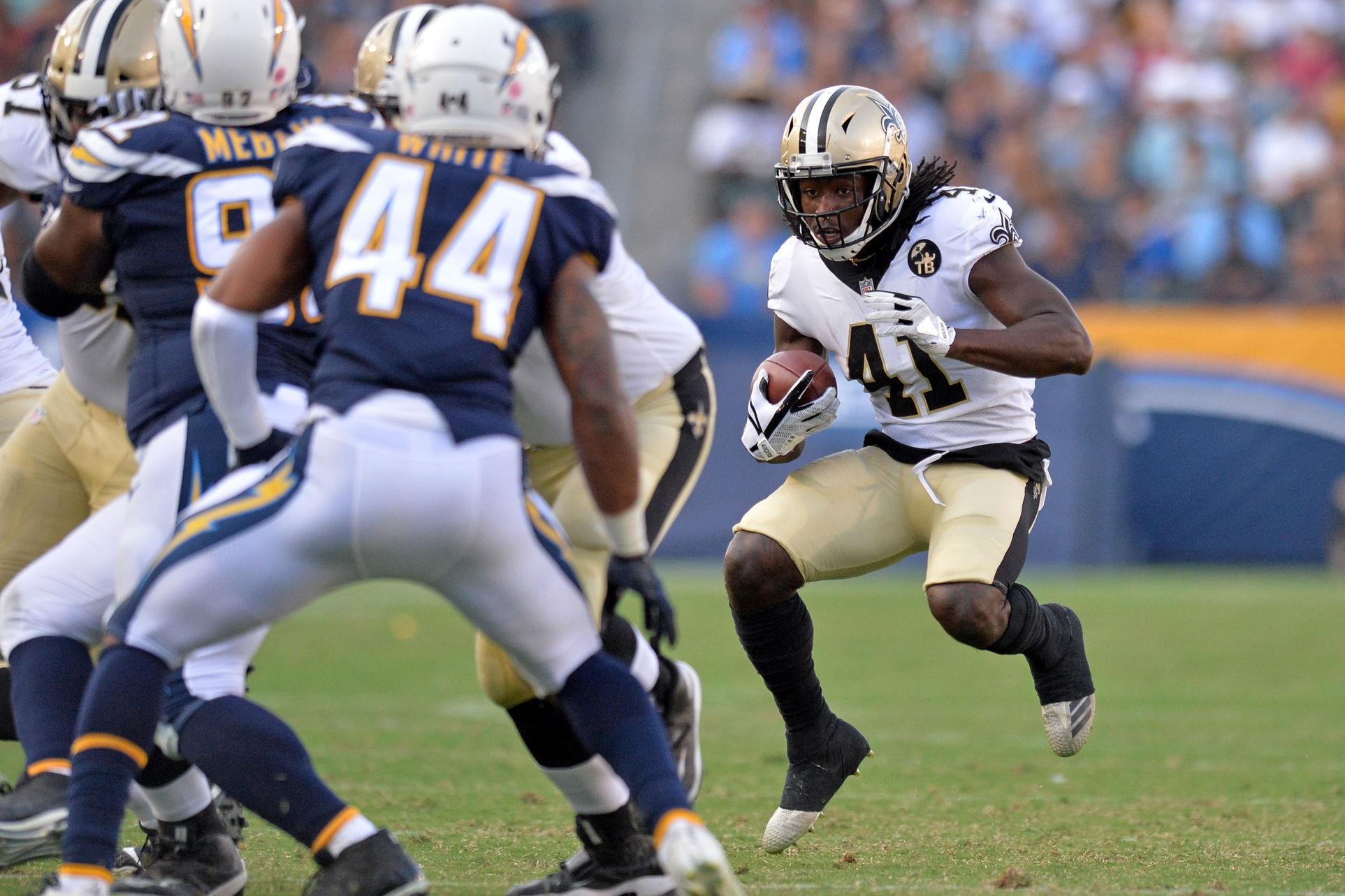 Saints Offense Vs Chargers Defense Preview