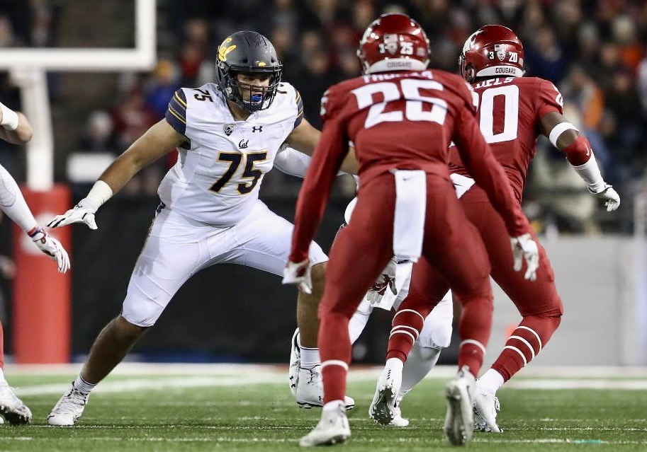 Cal Football: Healthy Will Craig Solidifies Starting Offensive Line