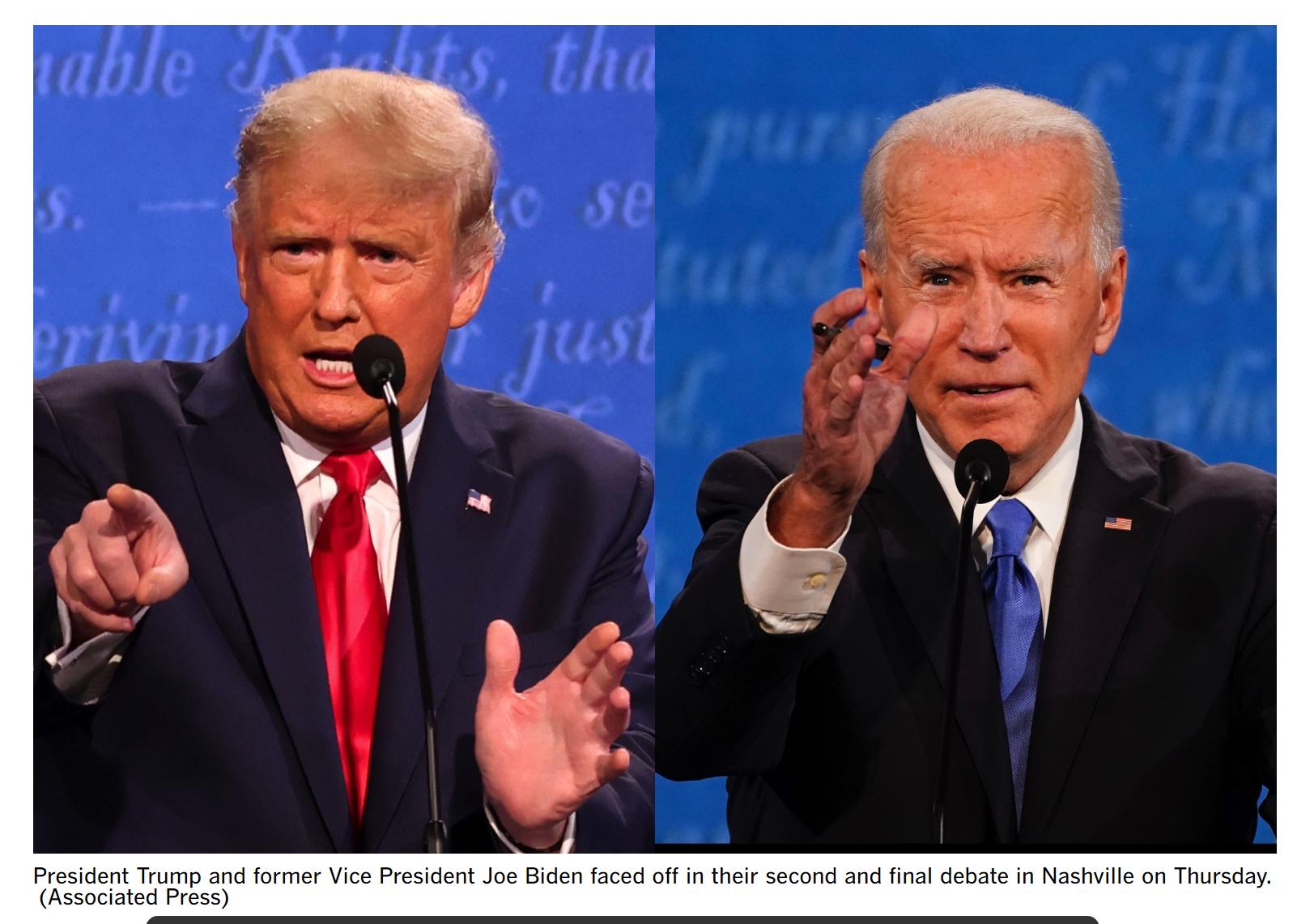 final debate