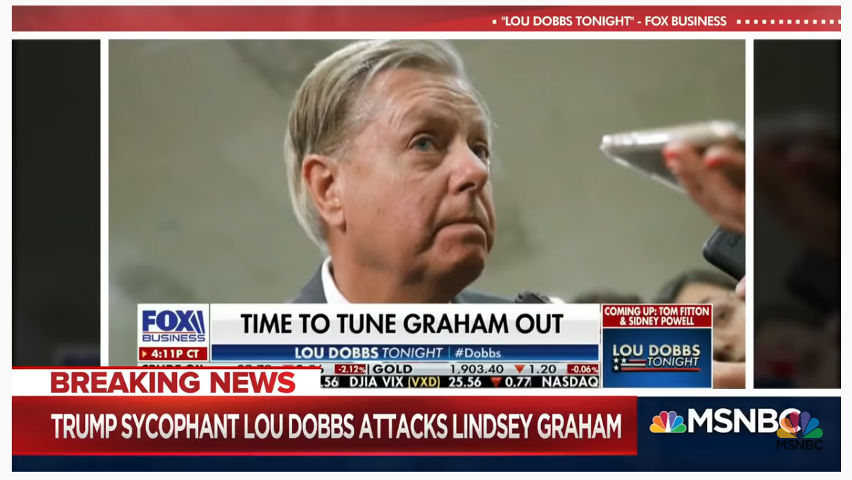 time to tune out graham