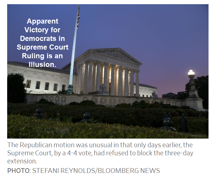 apparent victory for democrats in supreme court ruling is an illusion