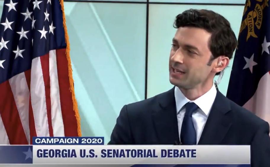 georgia senatorial debate