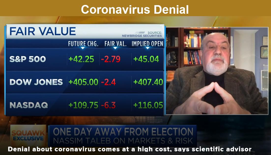 coronavirus denial