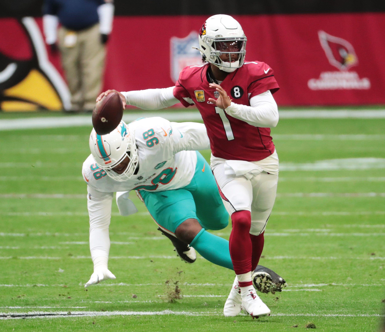 Sooners in the NFL, Week 9