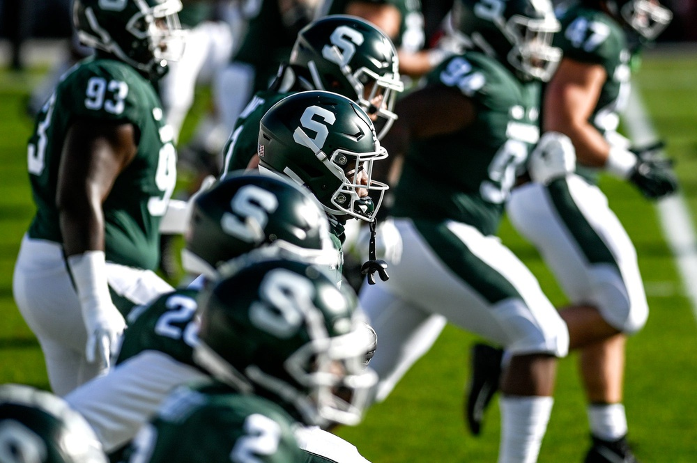 Three Additional Michigan State Football Players Opt Out
