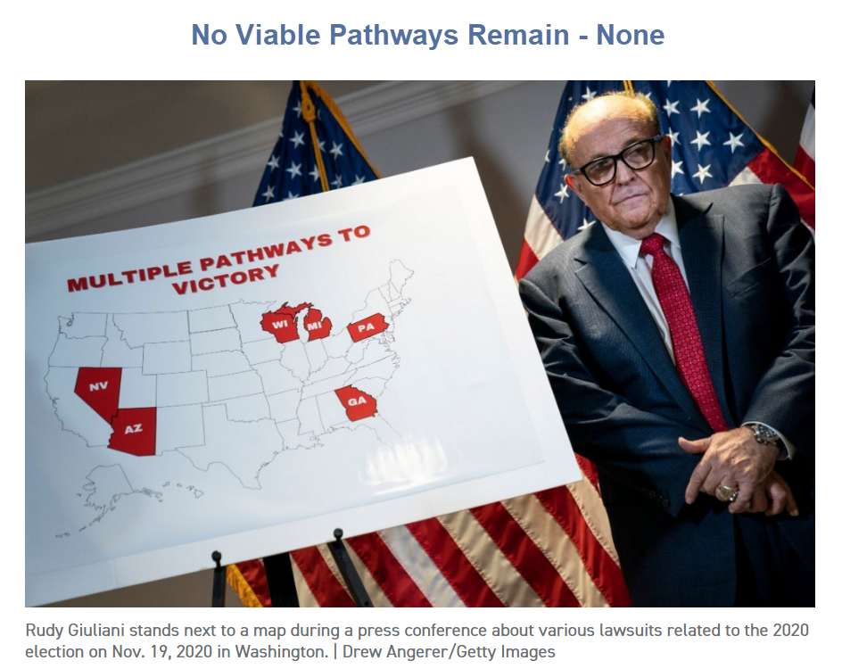 no viable pathways remain   none