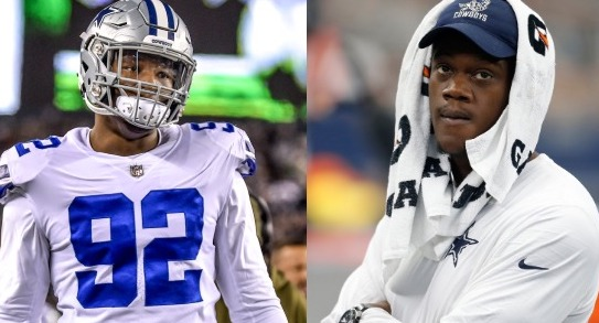 Has Randy Gregory Fallen Out Of Favor With Cowboys Coaches?