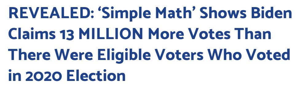 revealed simple math