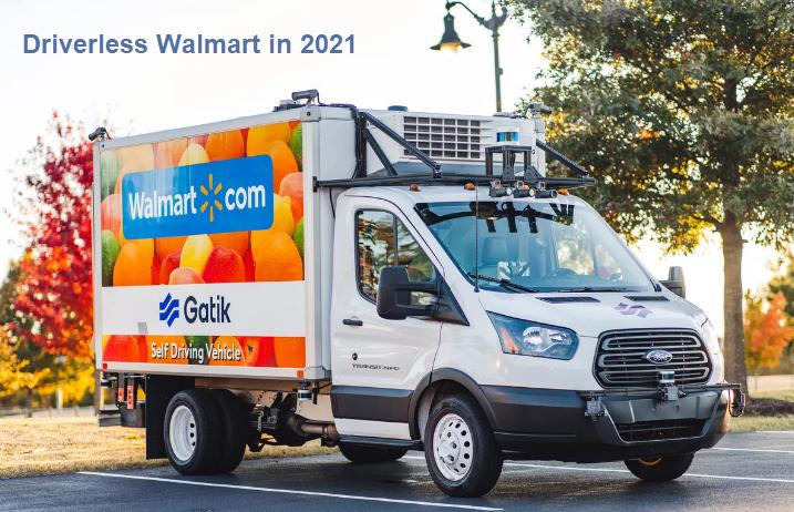 driverless walmart in 2021