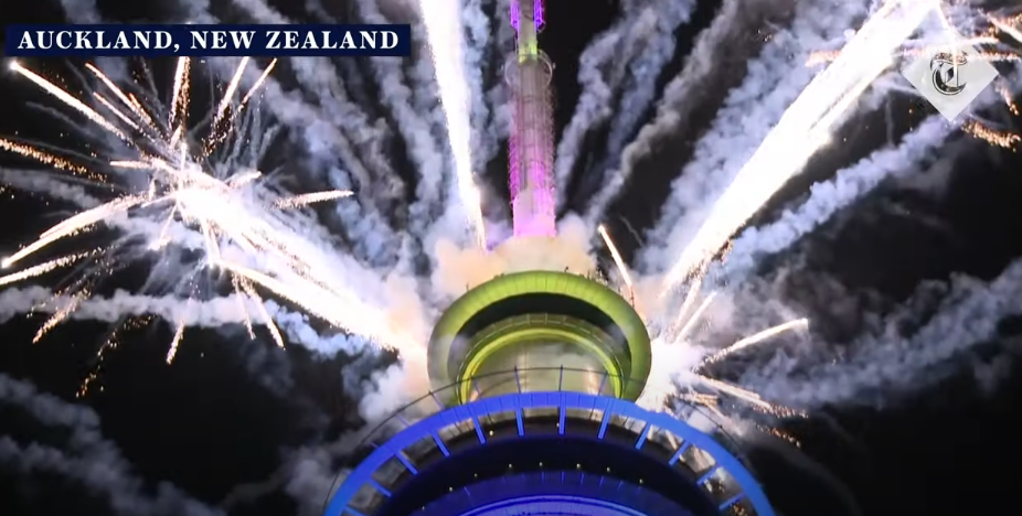 new years auckland