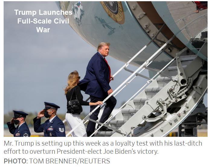 trump launches full scale civil war