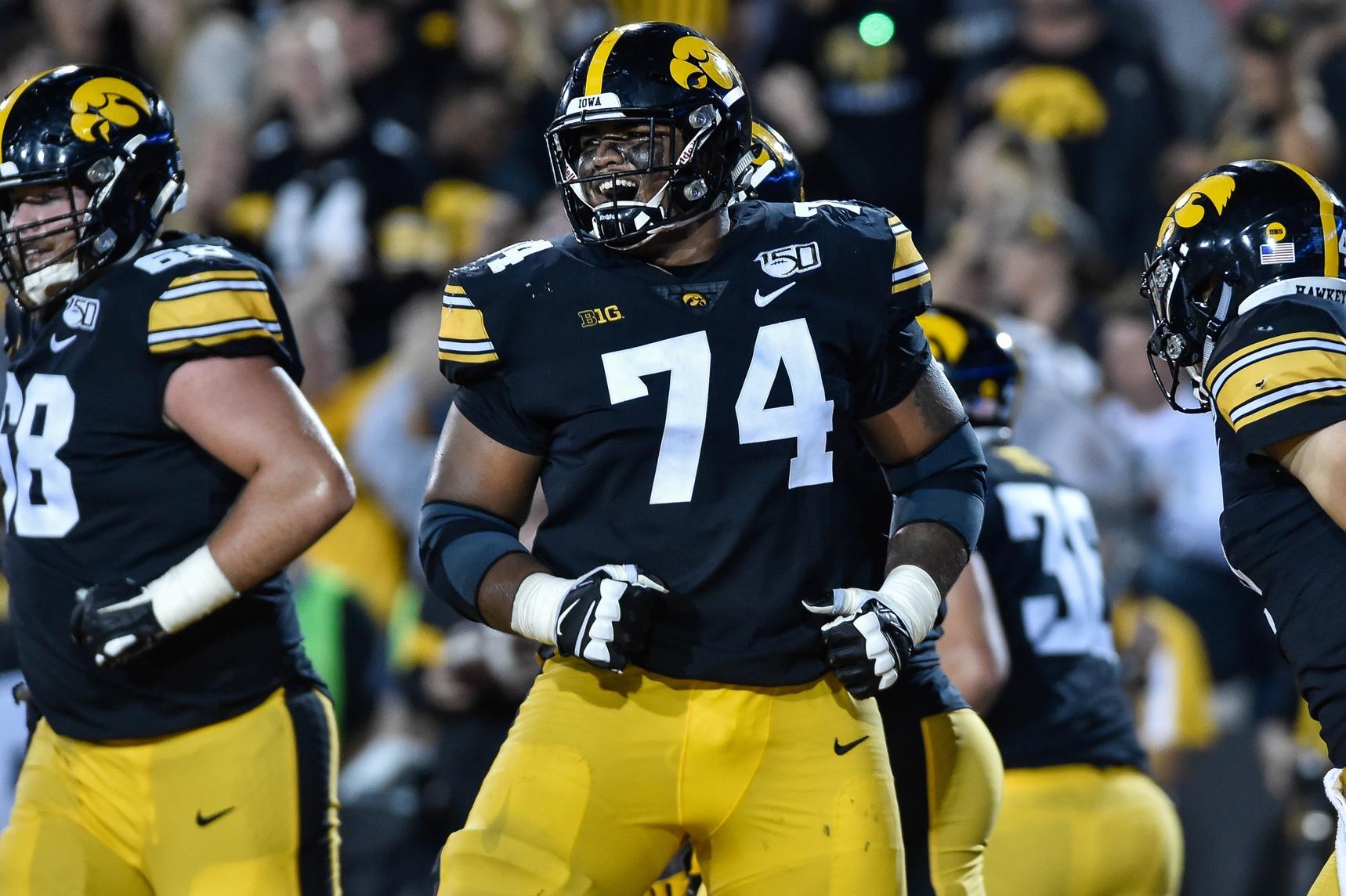 Draft Prospect Preview | OT Tristan Wirfs, Iowa