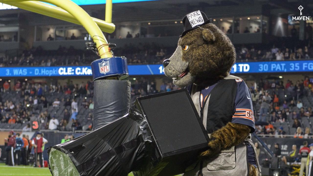 No Sale: Bears Weren't Sold But Twitter Was Hacked