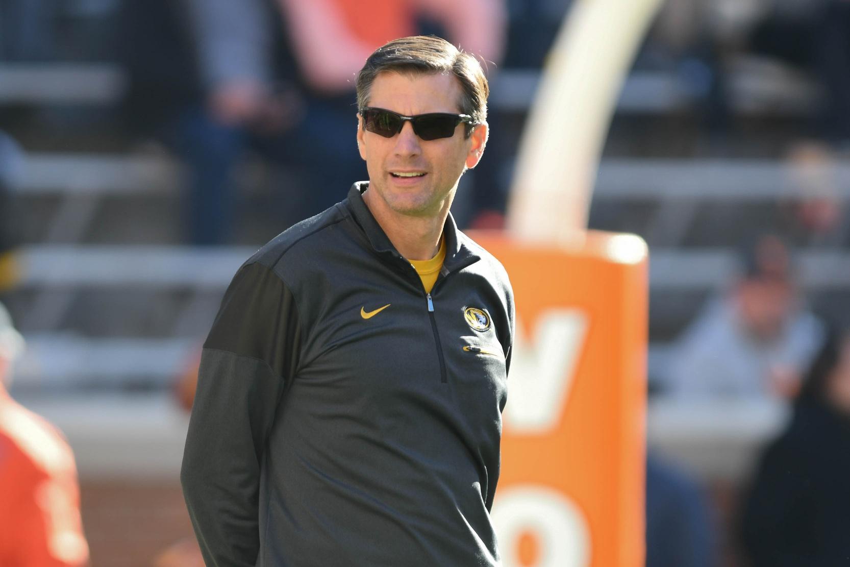 Giants Add Derek Dooley to Assistant Coaching Staff