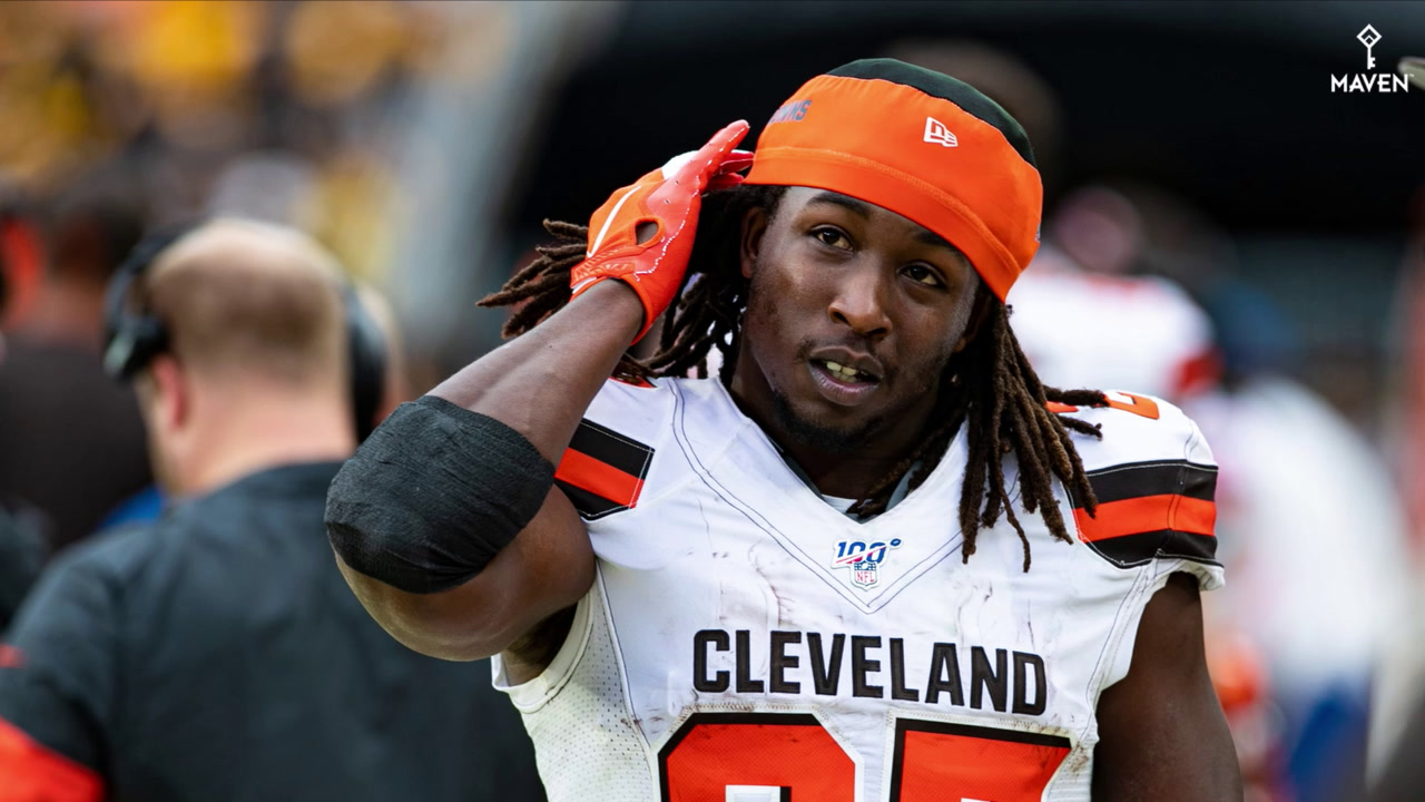 Kareem Hunt, Traffic Stop Puts New Browns Regime In Difficult Position