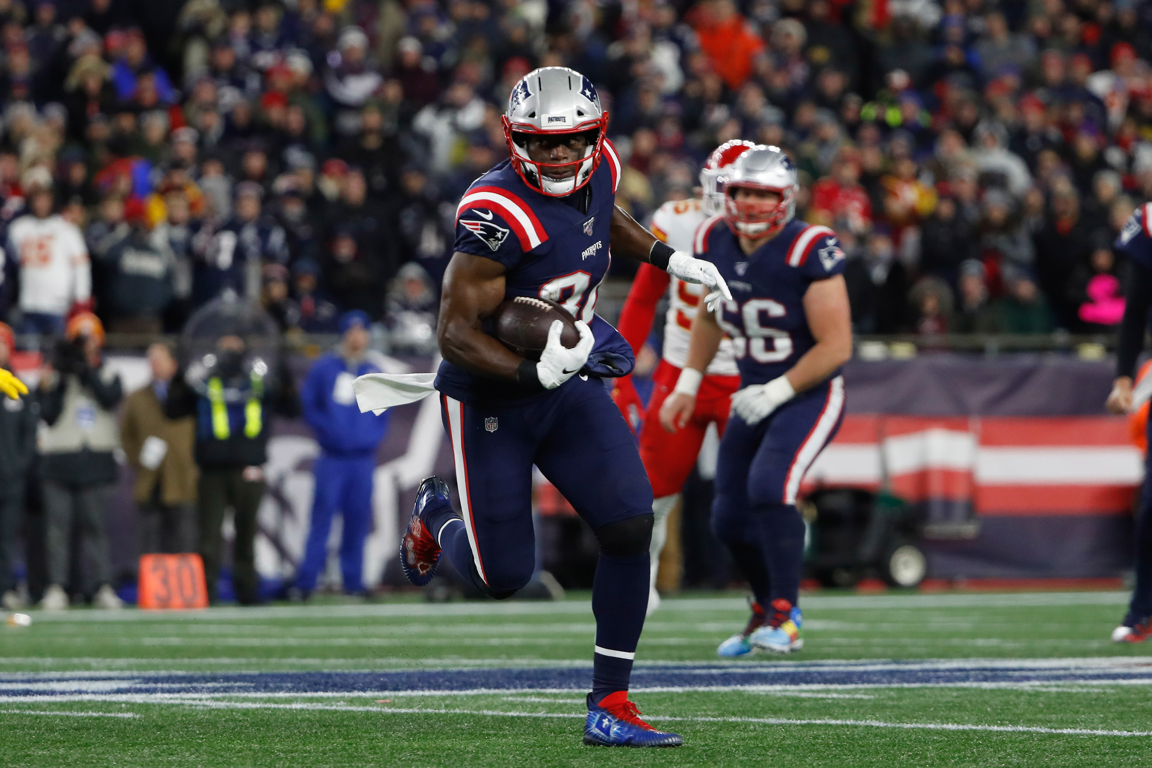Top 5 Needs for Patriots This Offseason