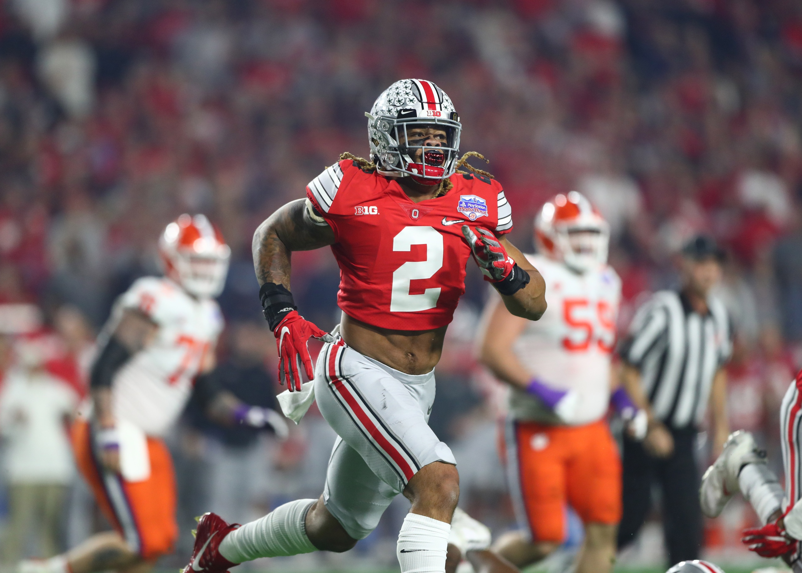 Draft Prospect Preview | DE Chase Young, Ohio State