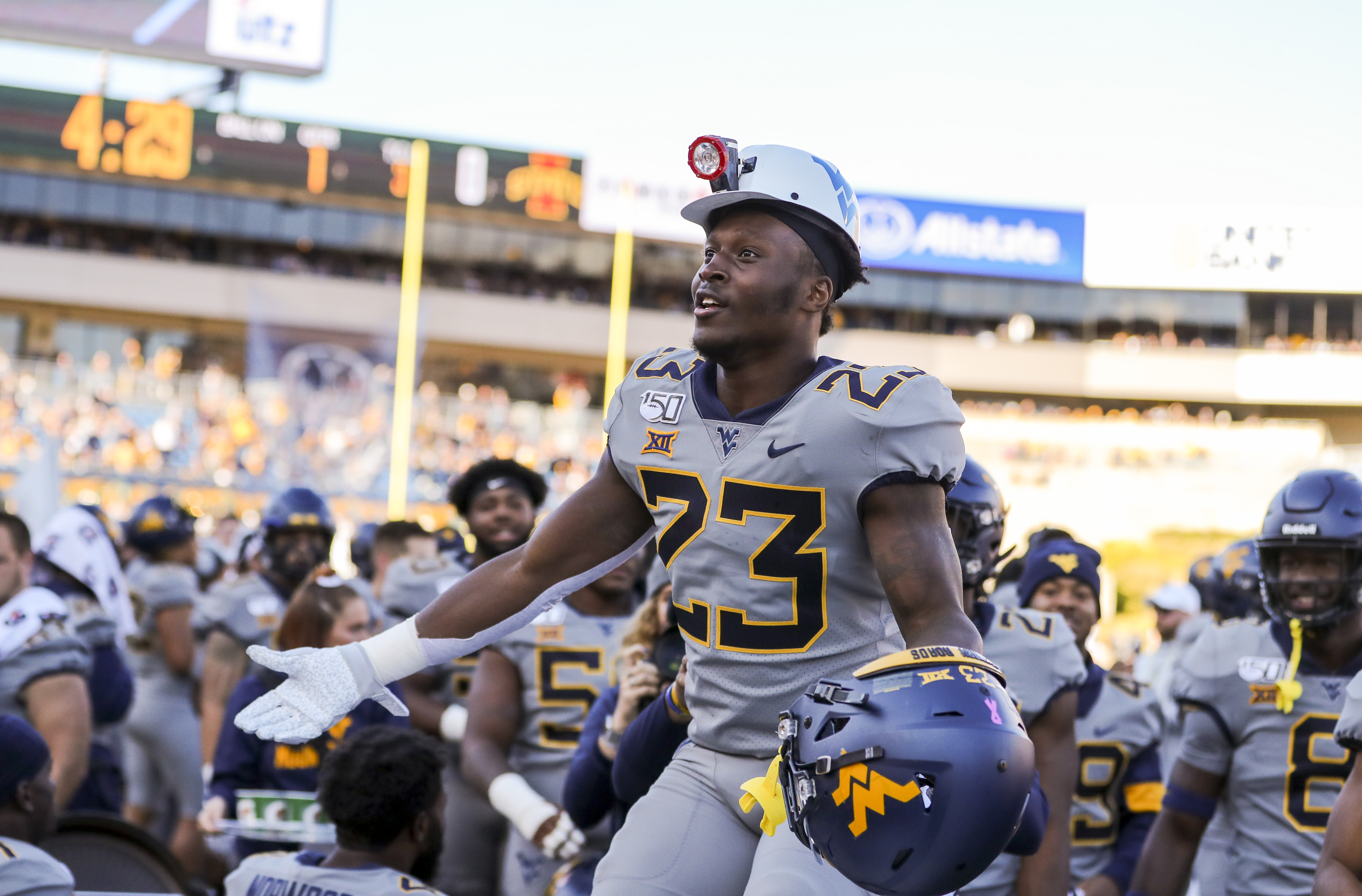 College Football News Predicts a Huge Year for Neal Brown, West Virginia
