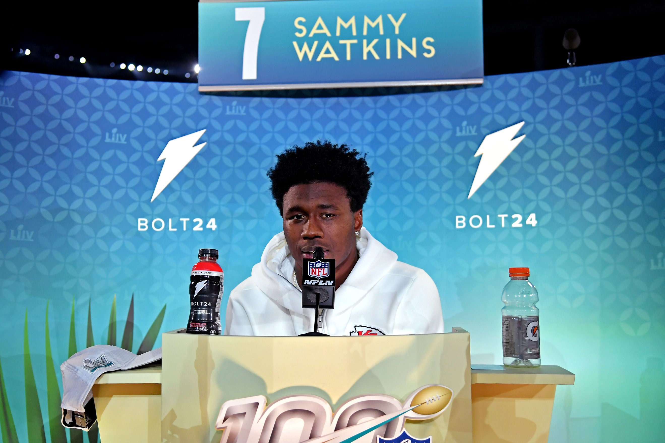 Sammy Watkins Says He Could Sit Out 2020
