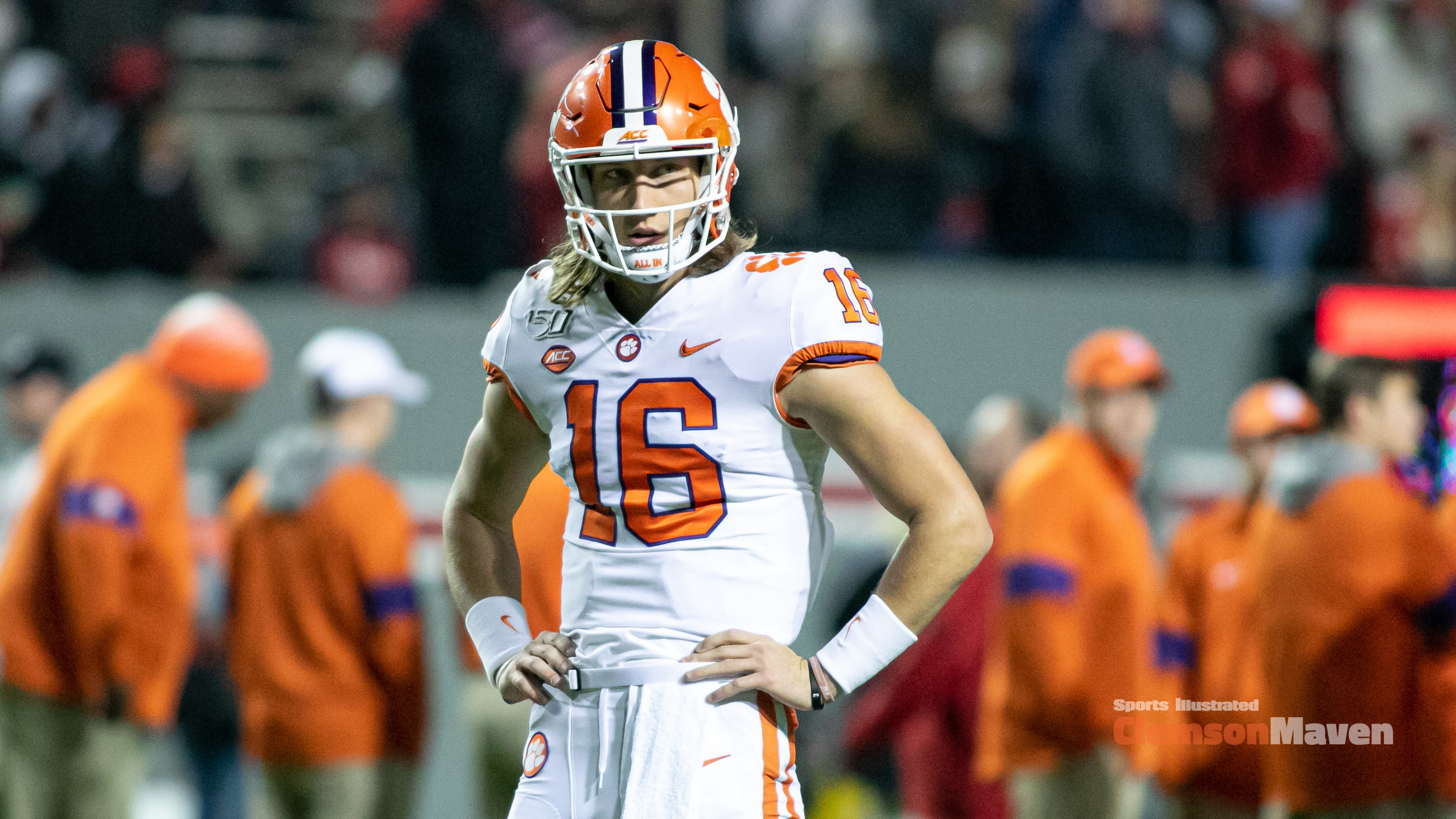 Lawrence Is Clemson's Only Hope To Win the Heisman Trophy