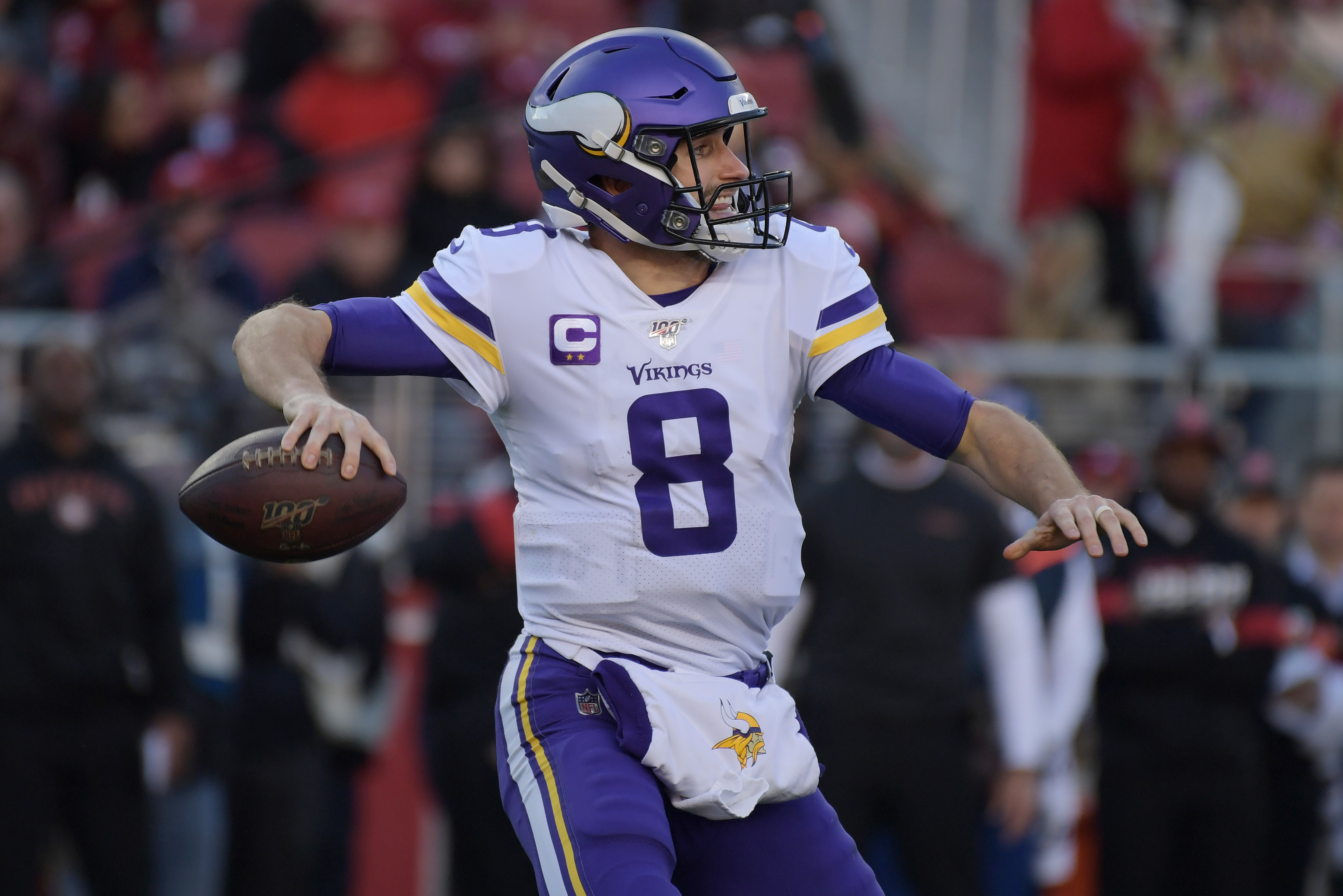 """Kirk Cousins: Vikings Were """"Still Figuring It Out"""" Offensively in September"""