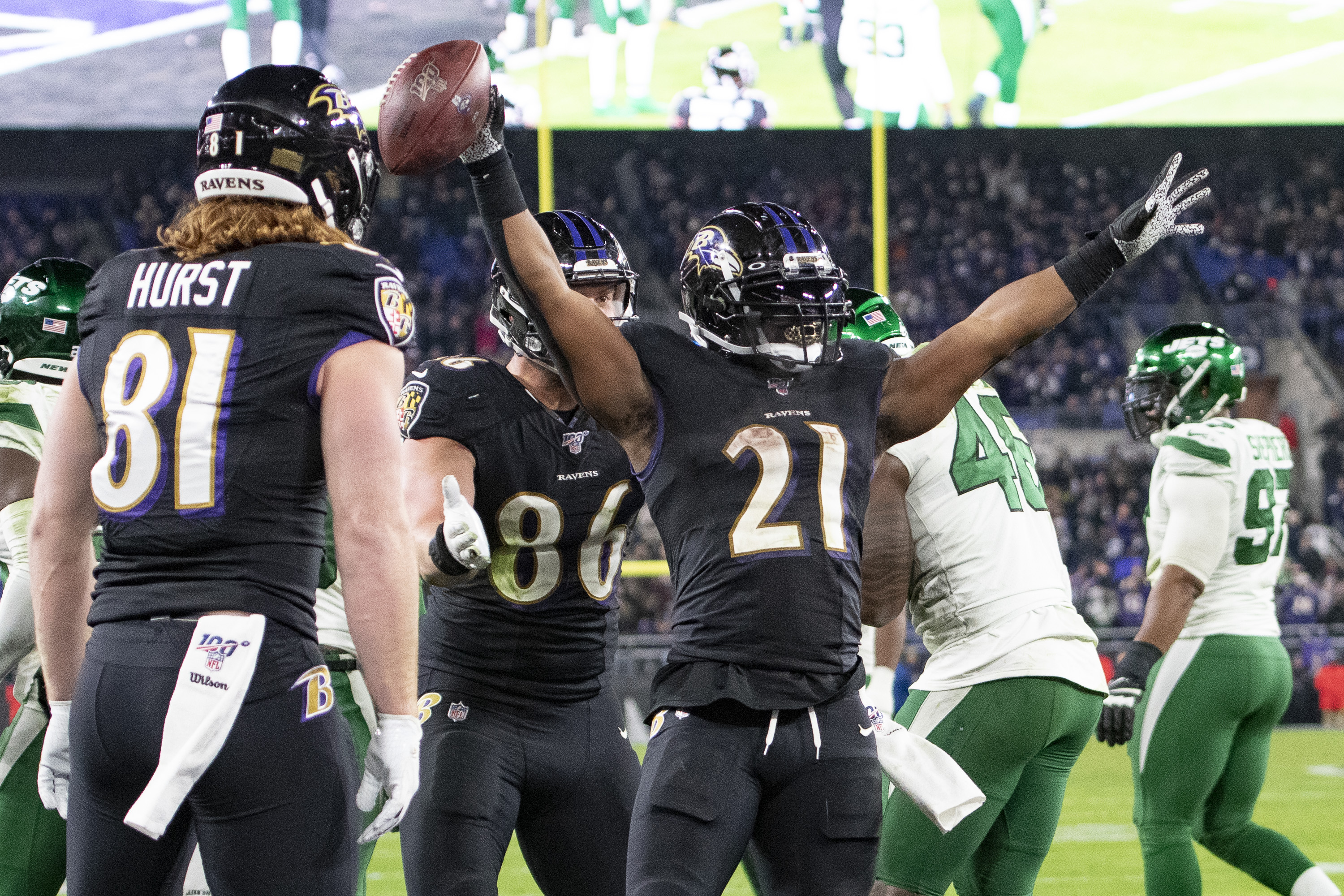 Formula Has Ravens Getting a Pair of Compensatory Picks in 2020 NFL Draft
