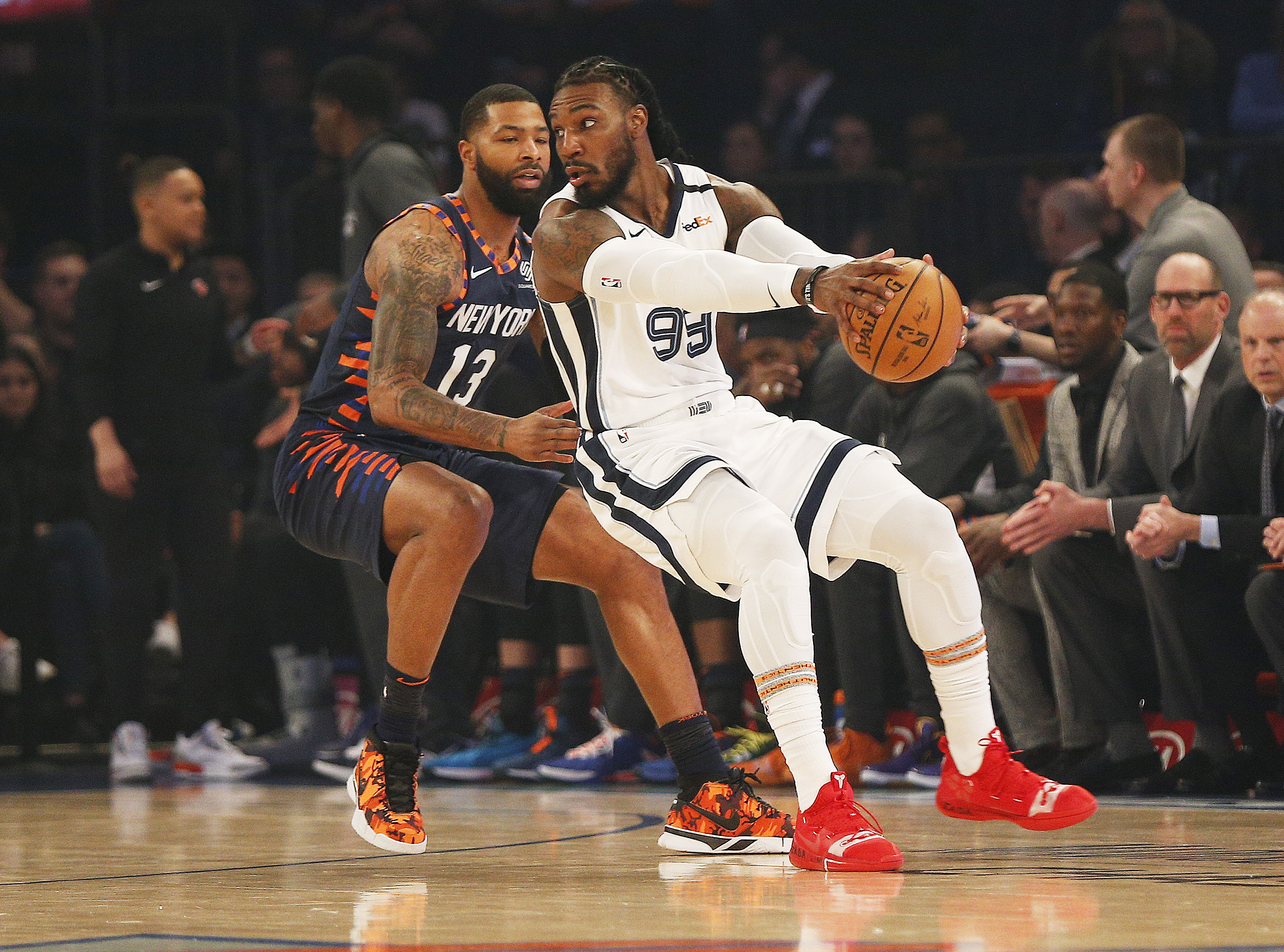 Why Marcus Morris Sr.'s Comments Are An Opportunity