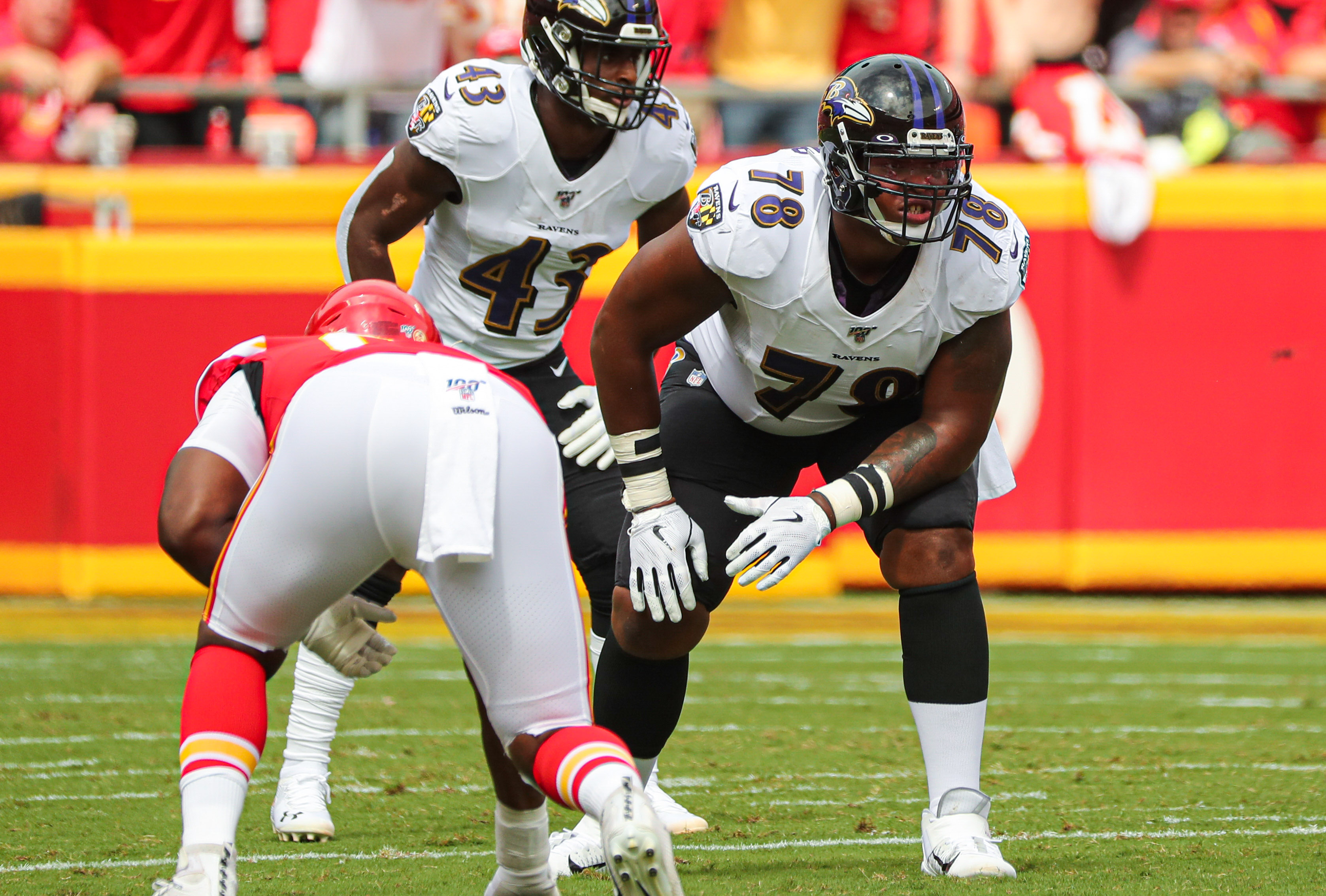 Ravens Durability Key to Success