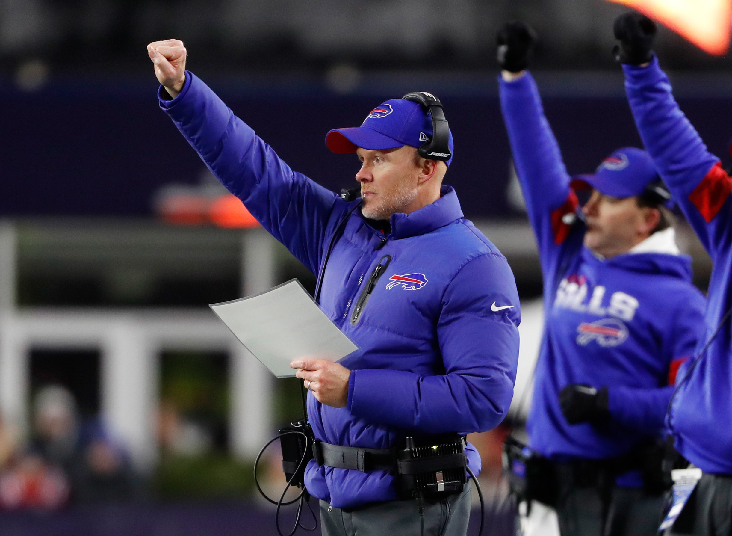 McDermott A Finalist For Coach Of The Year Award Tonight
