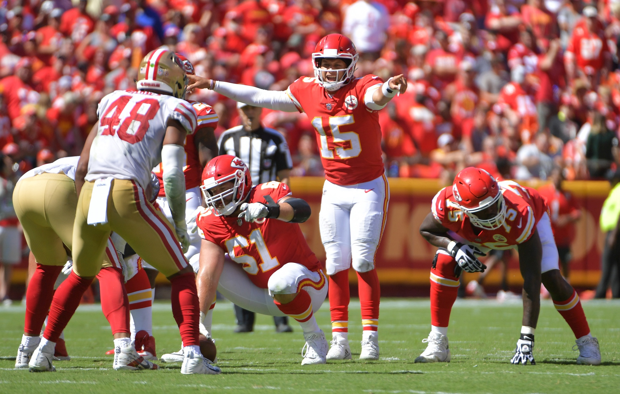 How Chiefs Can Knock Aggressive 49ers Defense Off-Balance