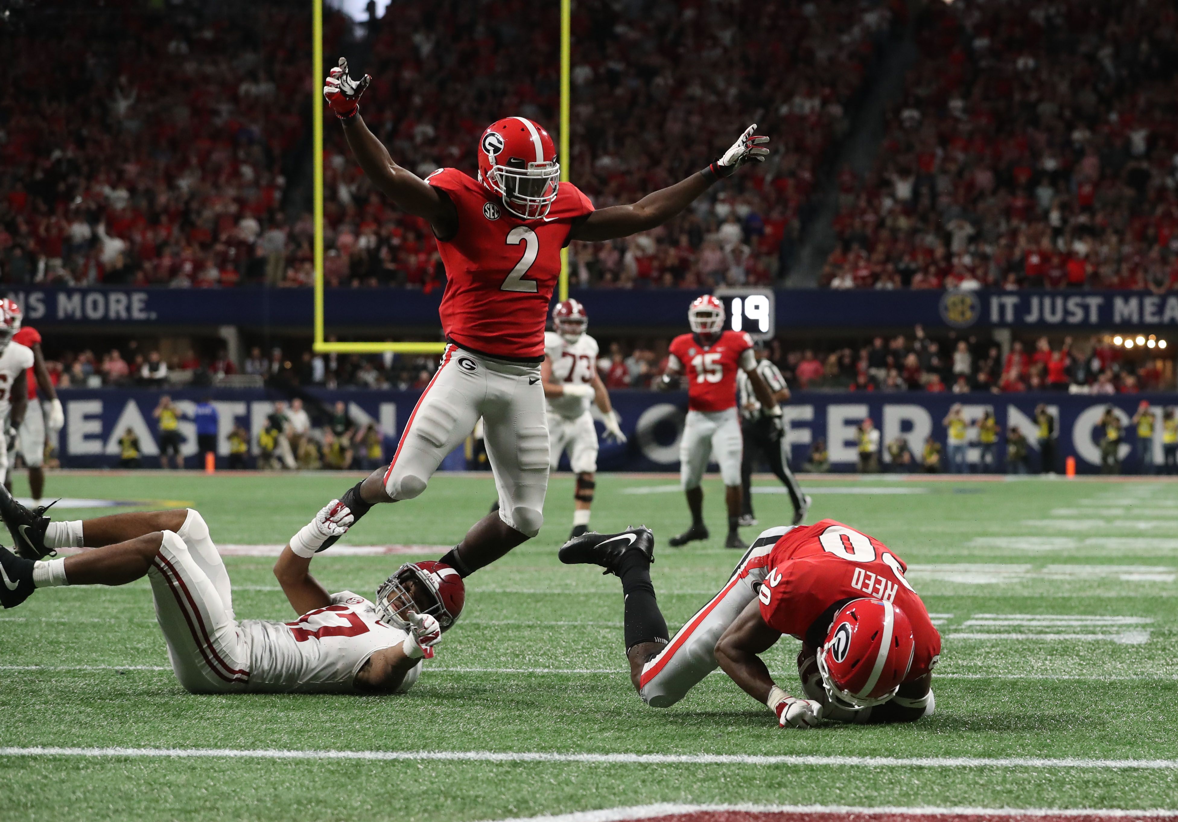 Georgia Football Has a Major Hurdle to Overcome in 2020