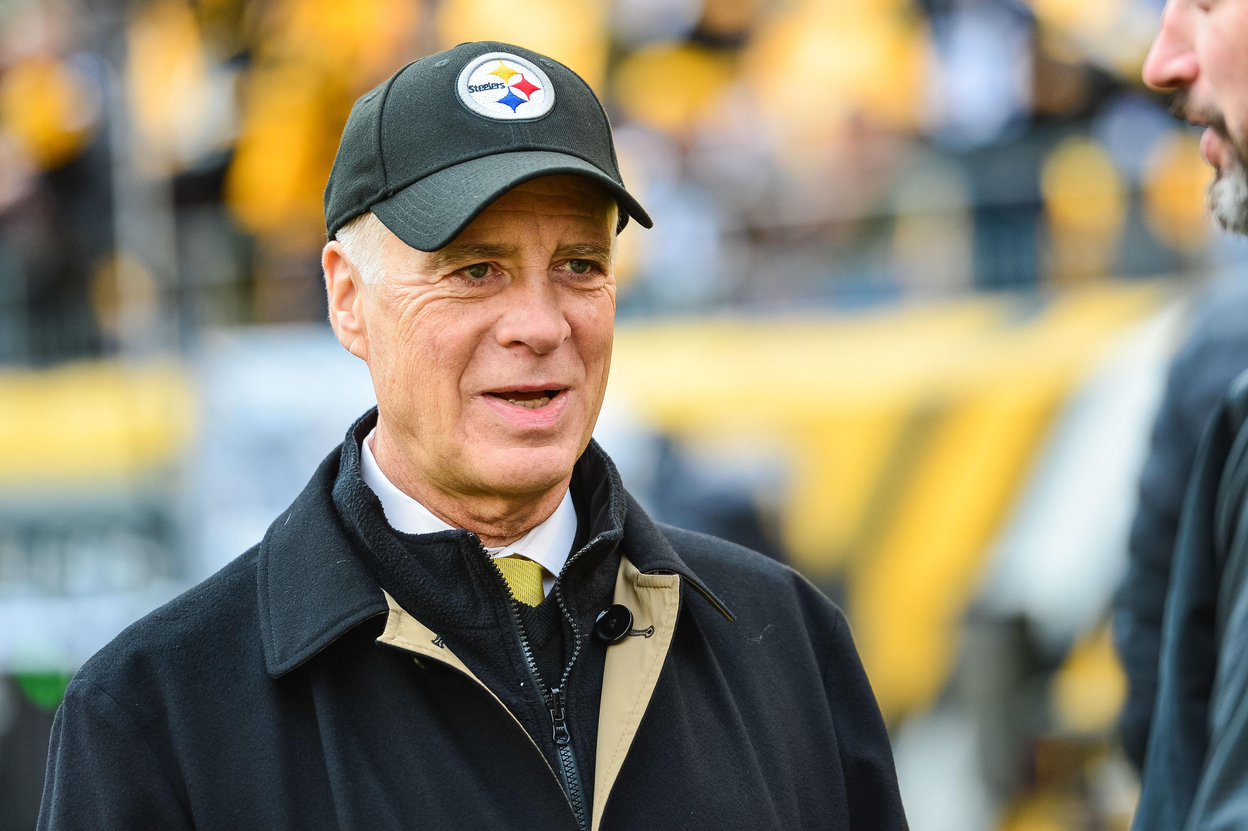 Art Rooney: Steelers Won't Pursue Free Agent Quarterback