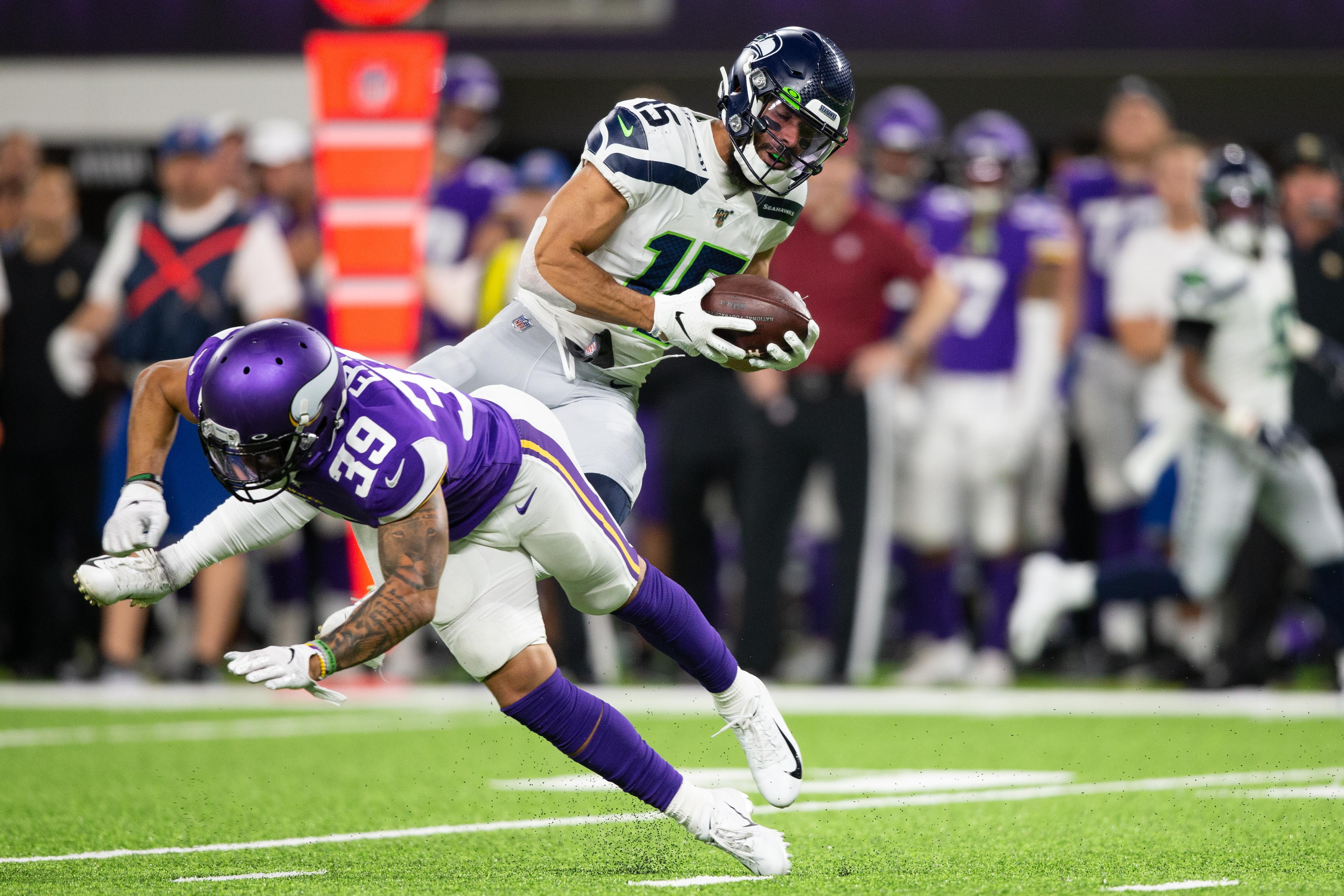 Seahawks Position Review: Search for a Third Receiving Option Continues