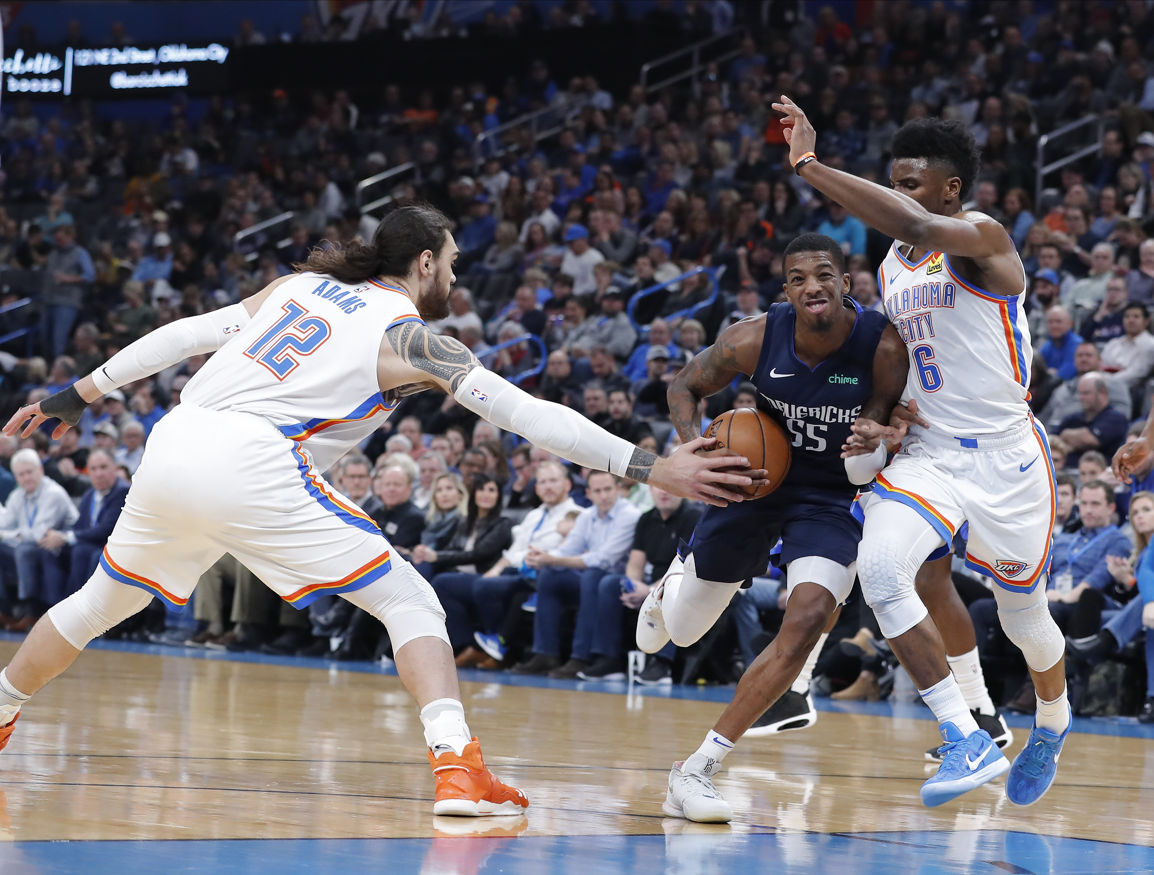 Selfless Thunder Piling up Wins
