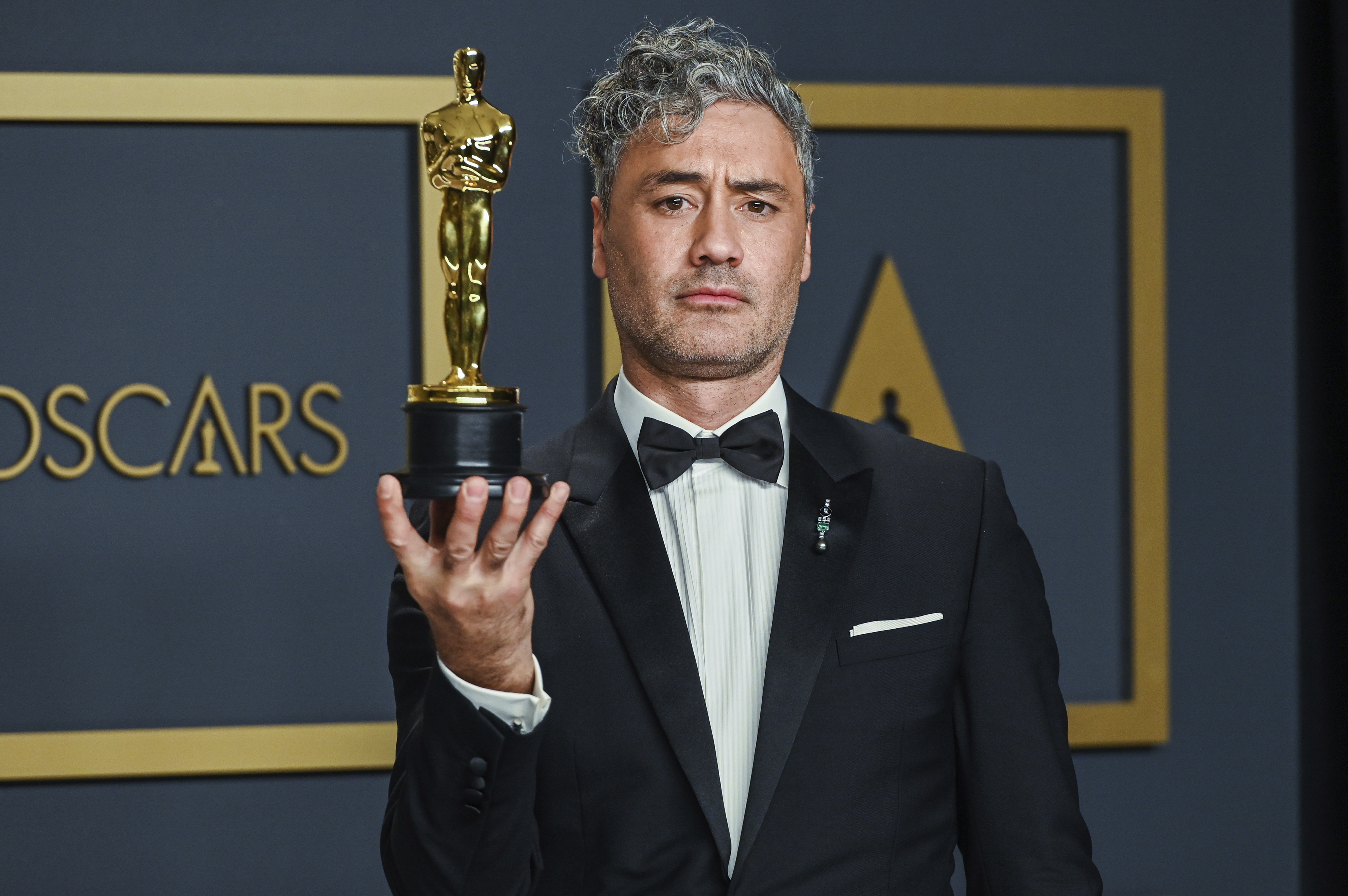 Taika Waititi's Academy Awards shout out to Indigenous youth