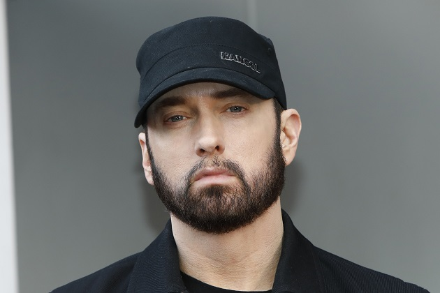 Eminem Shows Support For Detroit's Fight Against COVID19