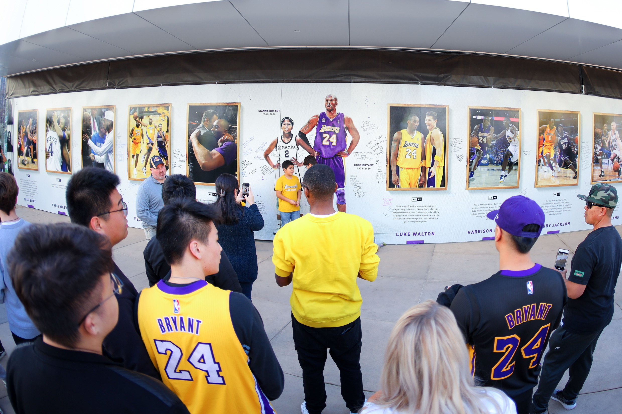 Read Kobe Bryant's Text Message To John Altobelli