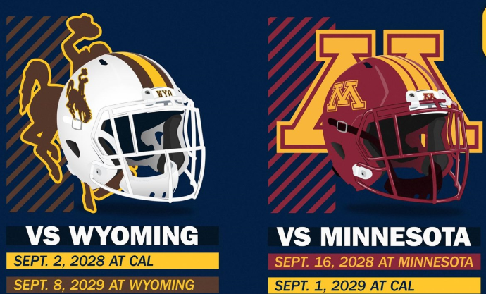 Cal Football: Minnesota, Wyoming Will Face Bears in Home-and-Home Series