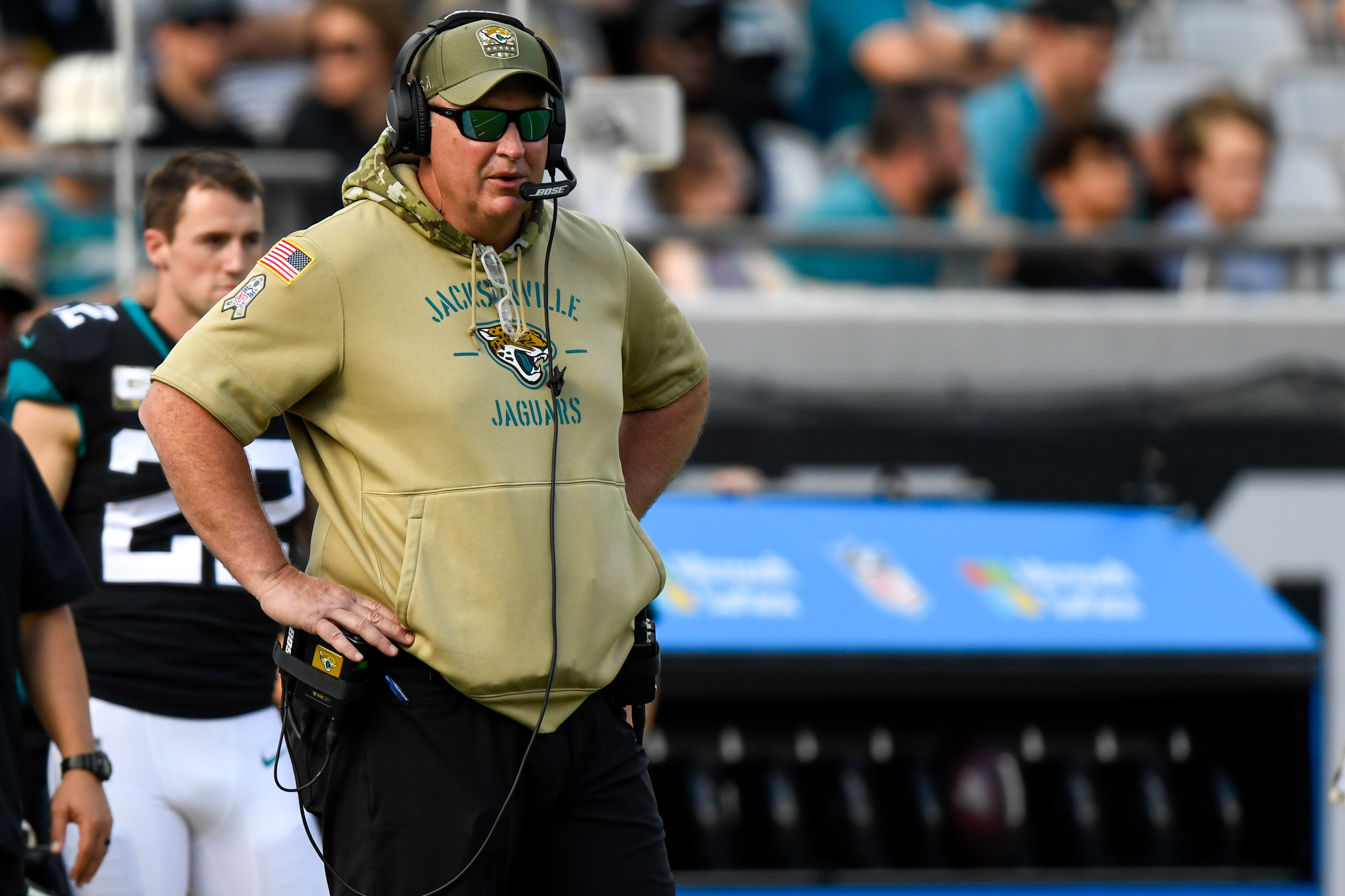 What Do the Jaguars' New Offensive Hires Say About Doug Marrone's Approach to 2020?